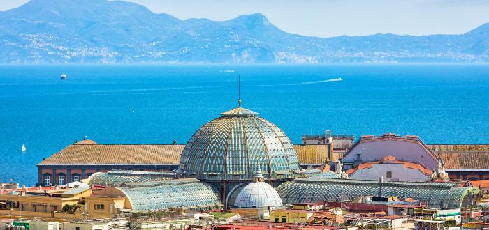 Qué ver en Nápoles | Galleria Umberto I