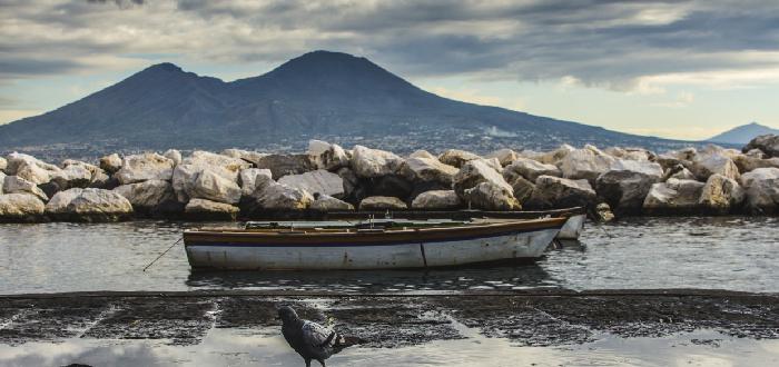 Qué ver en Nápoles | Monte Vesubio