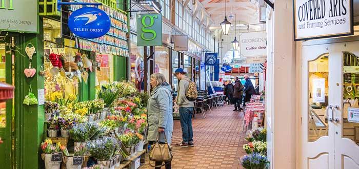 Qué ver en Oxford | El mercado cubierto
