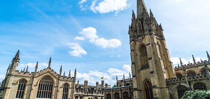 Qué ver en Oxford | Iglesia universitaria de Santa María la Virgen