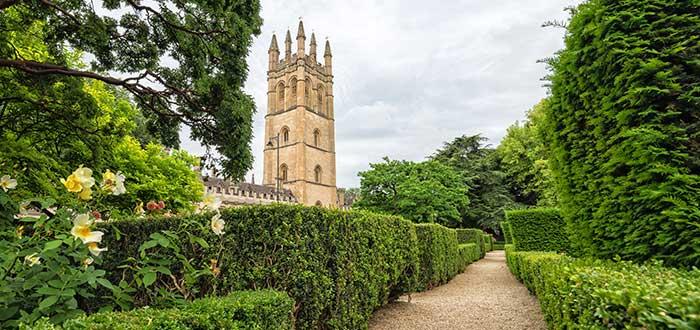 Qué ver en Oxford | Jardín Botánico de la Universidad de Oxford