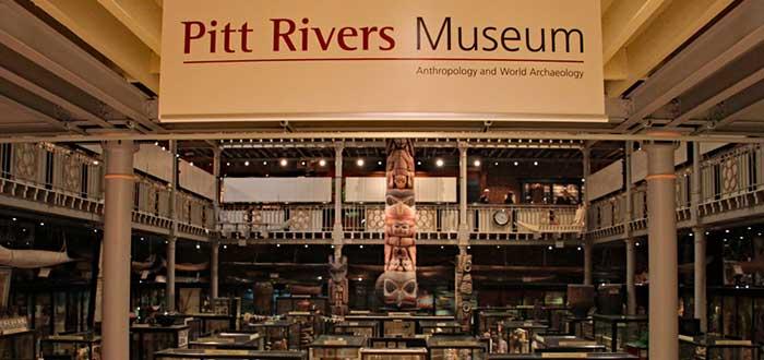 Qué ver en Oxford | Pitt Rivers Museum