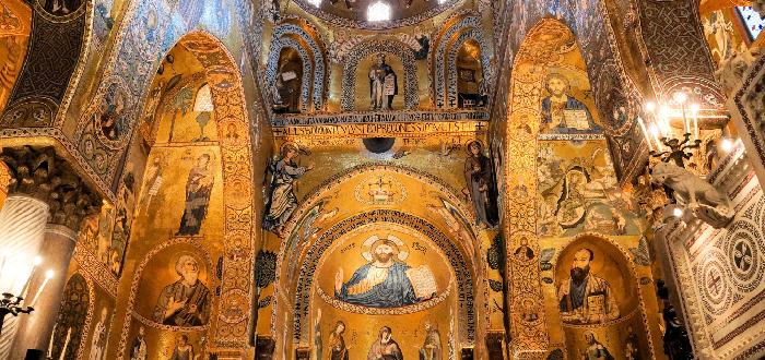 Qué ver en Palermo Capilla Palatina de Palermo