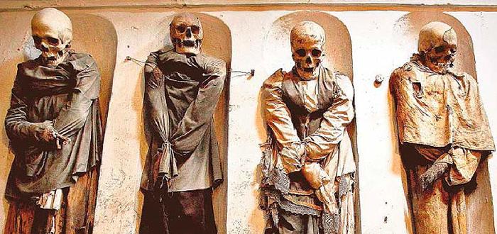 Qué ver en Palermo | Catacumbas de los Capuchinos