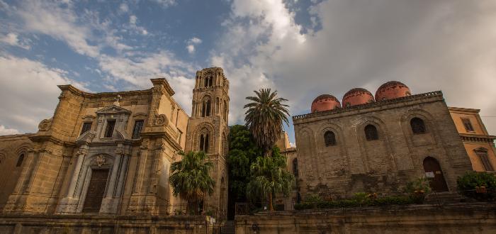 Qué ver en Palermo | Concatedral de Santa María del Almirante