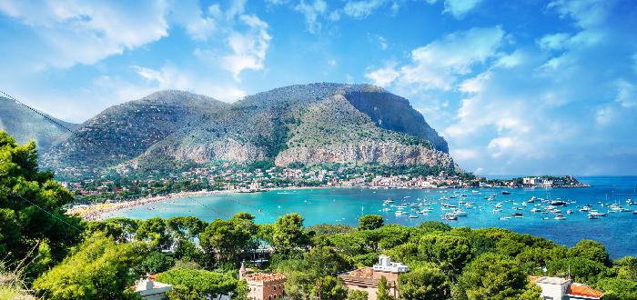 Qué ver en Palermo | Mondello Beach