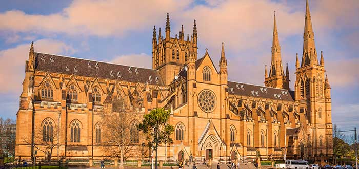 Qué ver en Sidney | Catedral de Santa María de Sidney