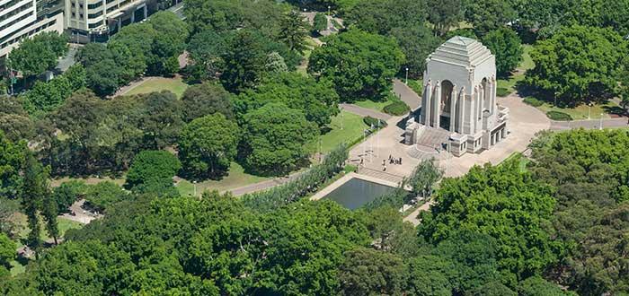 Qué ver en Sidney | Hyde Park