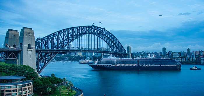 Qué ver en Sidney | Puente del Puerto de Sidney