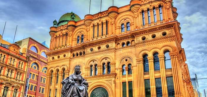 Qué ver en Sidney | Queen Victoria Building