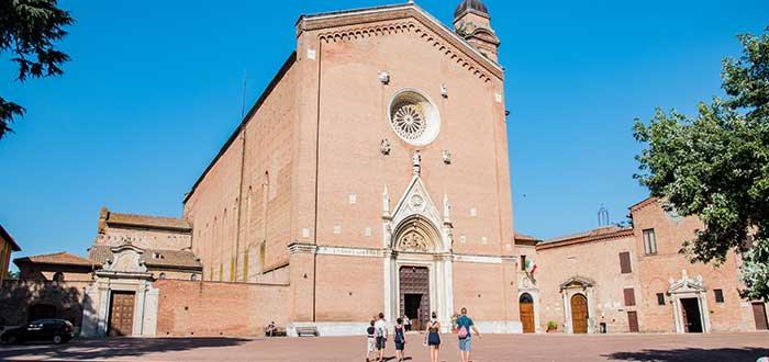 Qué ver en Siena | Basílica de San Francisco