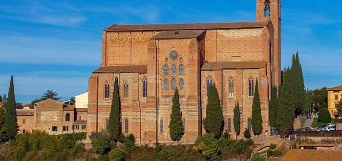Qué ver en Siena | Basílica de Santo Domingo