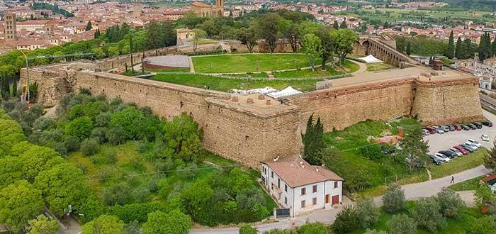 Qué ver en Siena | Fortezza Medicea