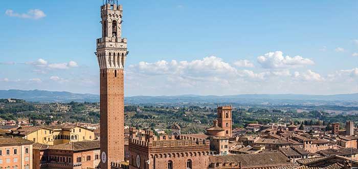 Qué ver en Siena | Torre del Mangia