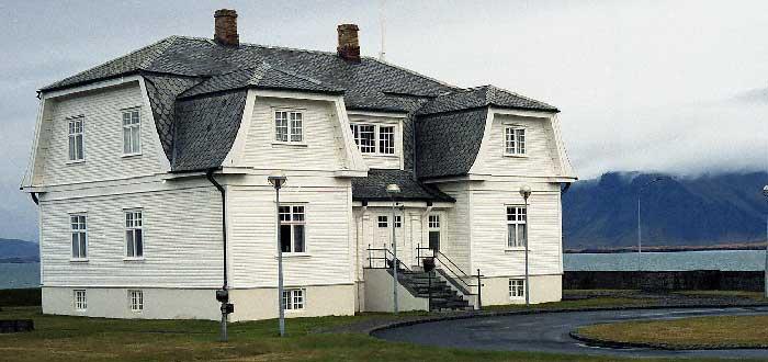 Qué ver en Reikiavik | Höfoi