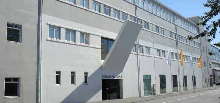 Museo de Arte de Reikiavik