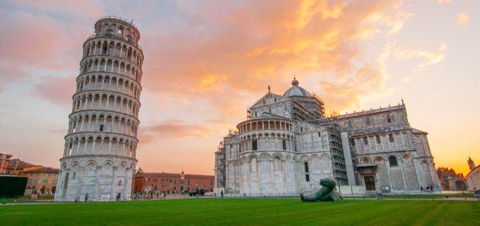 Qué ver en Italia, Torre de Pisa