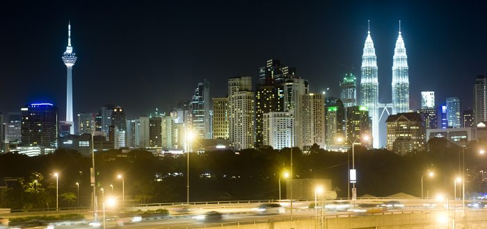 Qué ver en Kuala Lumpur, Torre de Telecomunicaciones de Kuala Lumpur