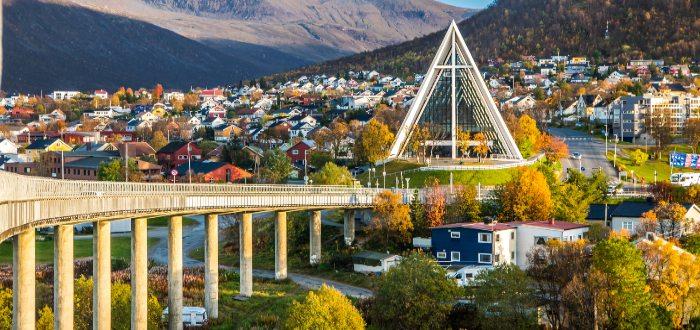 Ciudades de Noruega | Tromso