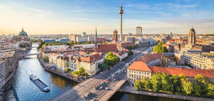Ciudades de Alemania: Berlín.