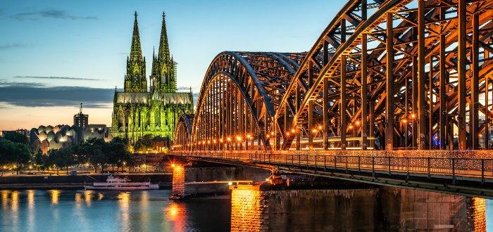 Ciudades de Alemania: Colonia.