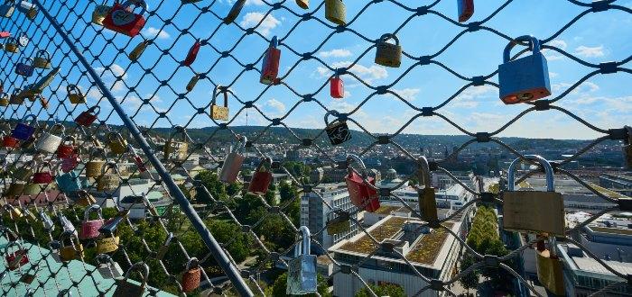 Ciudades de Alemania: Stuttgart.