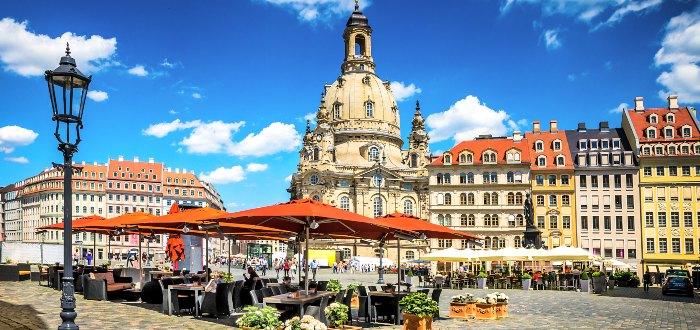 Ciudades de Alemania: Dresde.