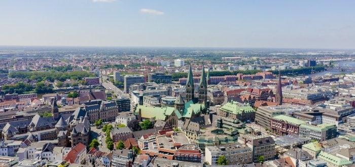 Ciudades de Alemania: Bremen.