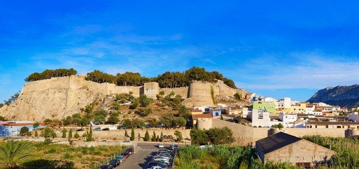 El Castillo de Denia.