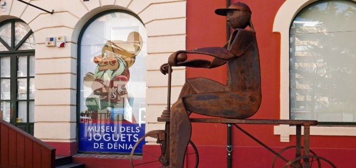 Museo del Juguete.