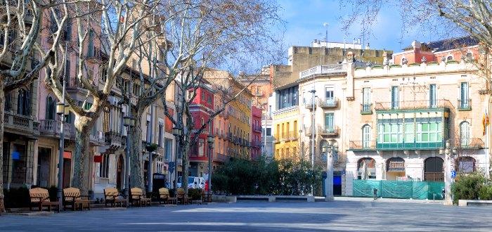 Qué ver en Figueres: Casa Cusí.