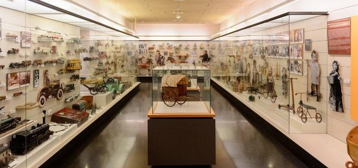 Museo del juguete de Cataluña.