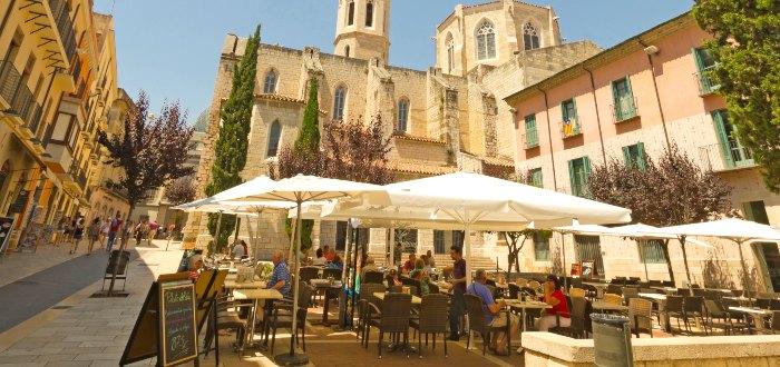 Qué ver en Figueres: Iglesia de San Pedro.