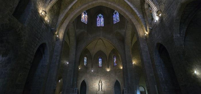 Monasterio de Santa María de Vilabertrán.