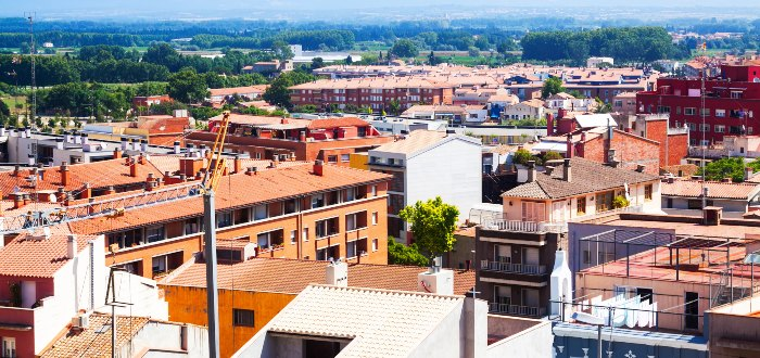 Qué ver en Figueres: Casa Empordà.