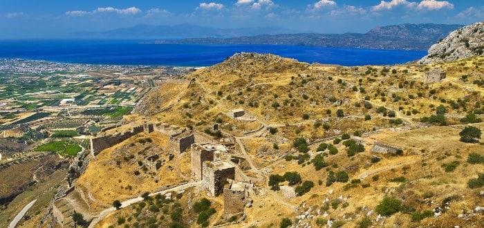 Ciudades de Grecia: Corinto