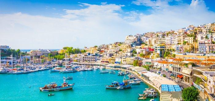 Ciudades de Grecia: El Pireo