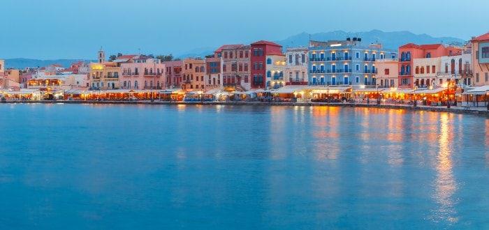 Ciudades de Grecia: La Canea