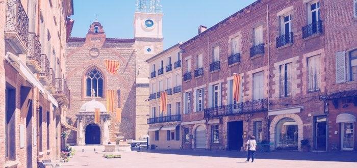 Qué ver en Perpiñán: Catedral de San Juan Bautista.