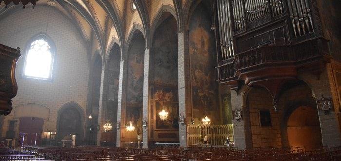 Iglesia de San Jaime.