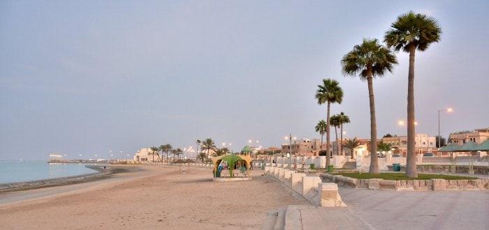 Ciudades de Qatar: Municipalidad de Jor.