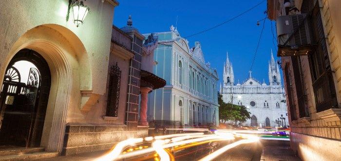 Ciudades de El Salvador: Santa Ana.