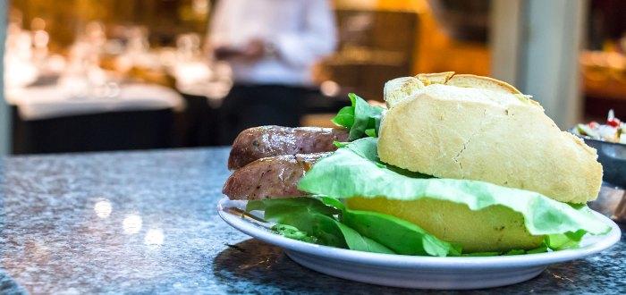 Comida típica uruguaya: Panchos