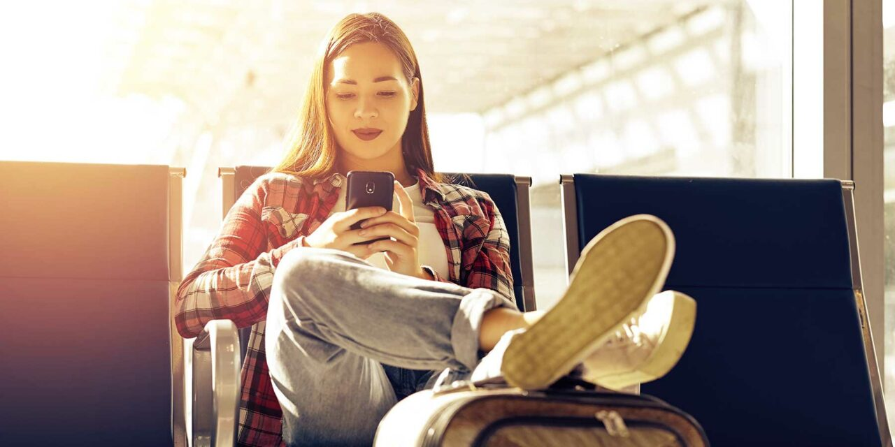 Cómo navegar por Internet de forma segura cuando viajas