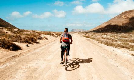 Movilidad ecológica para visitar Canarias