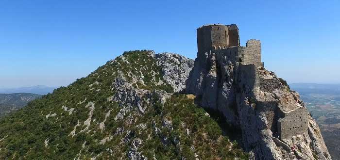 Castillo de Quéribus
