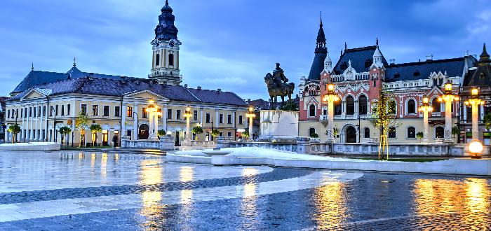 Ciudades de Rumanía | Oradea