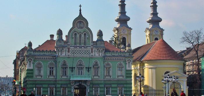 Ciudades de Rumanía | Trimisoara