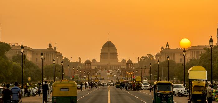 Ciudades de la India | Nueva Delhi