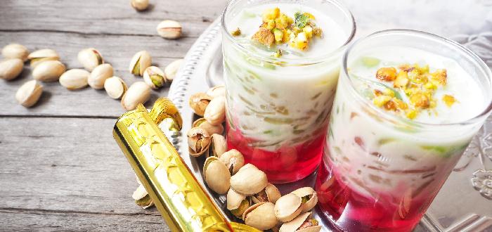 Comida típica de India | Falooda